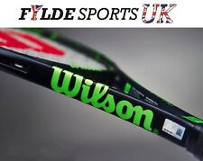 Wilson Blade 98 18x20 Tennis Racket  2016 - Feedback & Feel