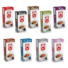 100 NESPRESSO COMPATIBLE COFFEE CAPSULES PODS. TEA & CHOCOLATE BLENDS
