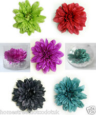 Large 18cm Silk Gerbera Flower Head For Displays Quality New Artificial Flowers