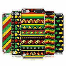 HEAD CASE DESIGNS RASTA COLOUR PATTERNS CASE FOR APPLE iPOD TOUCH 6G 6TH GEN