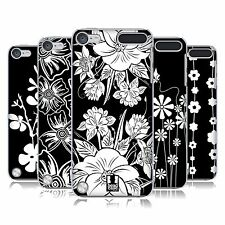 HEAD CASE DESIGNS BNW FLORAL HARD BACK CASE FOR APPLE iPOD TOUCH 6G 6TH GEN