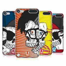 HEAD CASE DESIGNS SKULL SHOWDOWN HARD BACK CASE FOR APPLE iPOD TOUCH 6G 6TH GEN