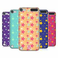 HEAD CASE DESIGNS STARS PATTERNS HARD BACK CASE FOR APPLE iPOD TOUCH 6G 6TH GEN