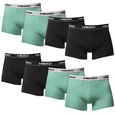 8 fold Pack Head Boxer Boxer Shorts Men Pant Underwear Black Green Set