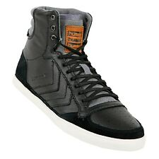 Hummel Zapatos Ten Star High negro - Zapatillas Unisex - Talla 40