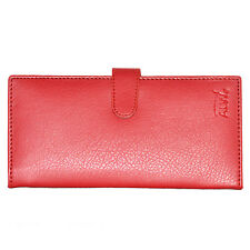 Modish Genuine Leather Multi-purpose Wallet/Card Holder for Women's