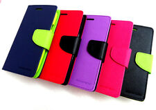 MERCURY WALLET STYLE FLIP DIARY CASE COVER FOR MICROMAX CANVAS 3 HD A116