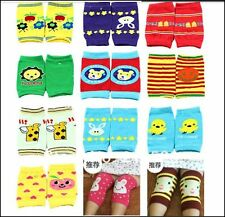 Baby knee pads elbow pads leg warmers Socks crawling toddler safety 0-3yrs crawl