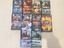 DR DOCTOR WHO HARDBACK NOVELS BOOKS - 9TH 10TH 11TH VARIOUS TITLES - £2 EACH