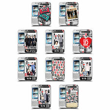 OFFICIAL ONE DIRECTION 1D TICKET LOVE HARD BACK CASE FOR BLACKBERRY PHONES