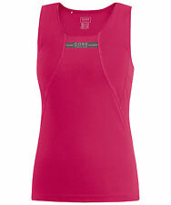 Gore Running Wear Damen Top Air Lady Singlet Rosa
