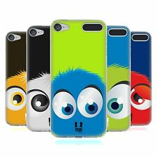 HEAD CASE FUZZBALLS SOFT GEL CASE FOR APPLE iPOD TOUCH 6G 6TH GEN