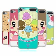 HEAD CASE KAWAII SERIES 1 SOFT GEL CASE FOR APPLE iPOD TOUCH 6G 6TH GEN