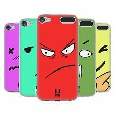 HEAD CASE EMOTICON KAWAII EDITION SOFT GEL CASE FOR APPLE iPOD TOUCH 6G 6TH GEN