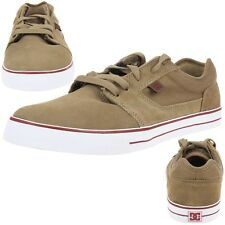 DC Shoes Tonik Skater Trainers Men's Shoes Brown