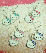Bonito Mujer & De chica,Infantil Hello Kitty Pendientes