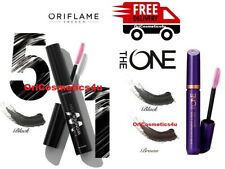 Oriflame The ONE 5-in-1 WonderLash Dramatic and Prismatic Mascara's