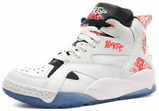 New Reebok Classic Blacktop Boulevard White Mens Trainers ALL SIZES