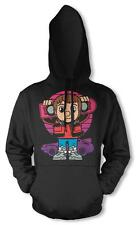 MARTY MCFLY BACK TO THE FUTURE INSPIRED ADULT HOODIE