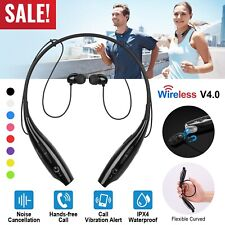 Wireless Running Sports Bluetooth Headphones Headset Stereo Earphone