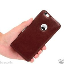 Vintage Classic Series Leather Back Cover case For Apple iPhone 6 iPhone 6s case