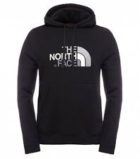 The North Face felpa Pullover Hoodie Black