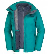 The north Face Da Donna Giacca Invernale Evolution 2 Triclimate