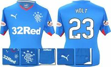*15 / 16 - PUMA ; RANGERS HOME SHIRT SS + PATCHES / HOLT 23 = SIZE*