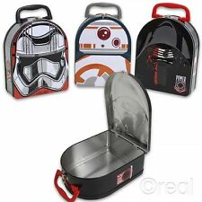 New Star Wars VII The Force Awakens BB-8, Kylo Ren Or Captain Phasma Arched Tin