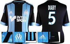 *15 / 16 - ADIDAS ; MARSEILLE AWAY SHIRT SS / DIABY 5 = SIZE*