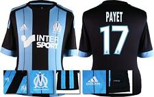 *15 / 16 - ADIDAS ; MARSEILLE AWAY SHIRT SS / PAYET 17 = SIZE*