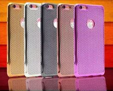 New Style Fashion Design Mat Soft Shock Proof Back Case Cover for Mobile Phone