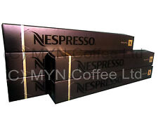 NESPRESSO CAPSULES - RISTRETTO - GENUINE NEW COFFEE PODS - CHOOSE 30 50 80 100