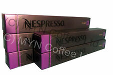 NESPRESSO CAPSULES - ARPEGGIO - GENUINE NEW COFFEE PODS - CHOOSE 30 50 80 100