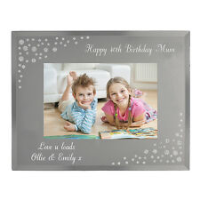 NEW PERSONALISED PHOTO FRAME PICK FROM 3 DESIGNS BIRTH CHRISTENING BIRTHDAY