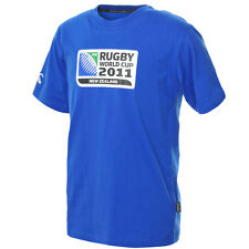 CCC Rugby World Cup 2011 Logo Camiseta Junior [royal]