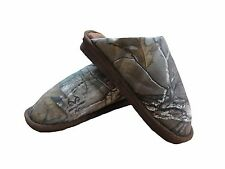 HOMME PANTOUFLES CAMOUFLAGE REALTREE Mule Camouflage confortables chauds chasse