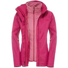The North Face Damen Triclimate Jacke Zephyr Dramatic Plum