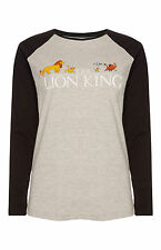 DISNEY The LION KING SIMBA T Shirt Primark Tee Top