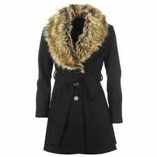 Rock and Rags Sally Faux Fur Coat