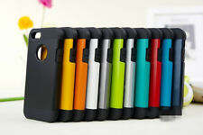"""Premium Tough Armor HEAVY DUTY Back Cover Case for Apple iPhone 6/6s 4.7"""""""