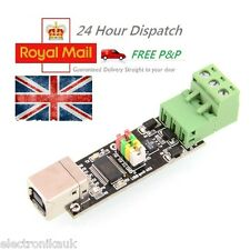 USB2.0 to RS485 TTL Serial Converter Adapter FT232RL 75176 FTDI Interface Module