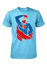 BNWT GUESS WHO SUPER MAN DEADPOOL MASH UP UNMASKED HERO CHILD T SHIRT 3-15 YEARS