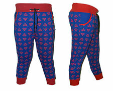 Mens Superman Capri / Pants/ Pajama Casual/ Daily Wear for Men/Boys