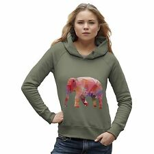 Women's Geometric Elephant Memory Is Important  Hoodie