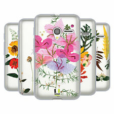 HEAD CASE DESIGNS HELLO SPRING SOFT GEL CASE FOR ALCATEL PIXI 3 (4)