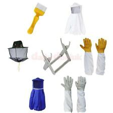 Beekeeping Bee Jacket Coat JumpSuit Smock/Gloves/Hive Frame Holder/Hat Parts