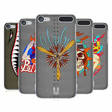 HEAD CASE DESIGNS NOSE ART HARD BACK CASE FOR APPLE iPOD TOUCH MP3