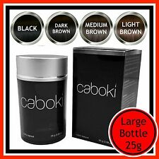 25g Caboki Hair Loss Fibres for Thinning Hair  FREE UK POST Choice of Colours