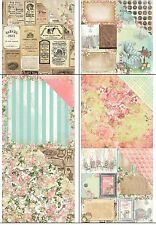 "BoBunny Soiree Double-Sided Cardstock 12X12"" verschiedene Motive 30,5x30,5"